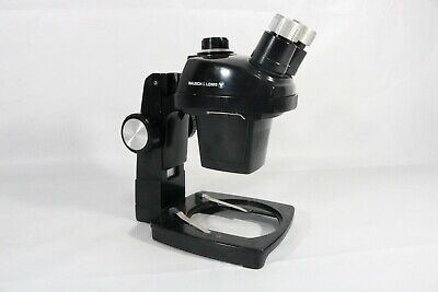 Bausch Lomb 0.7x - 3x Stereozoom4 Microscope With Stand