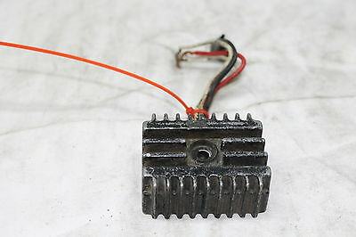 1978 XS500 YAMAHA (YSRB11) VOLTAGE RECTIFIER 1L9-81970-60-00 DE3804