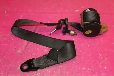RANGE ROVER P38 Front O//S Seat Belt Buckle Drivers 94 To 98