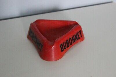 Dubonnet Rouge - Ancien cendrier publicitaire - DUBONNET - Rouge