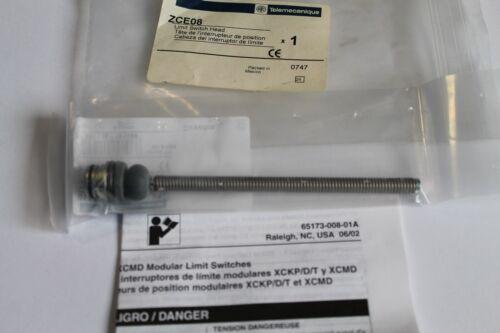 Telemecanique Schneider Limit Switch Head ZCE08