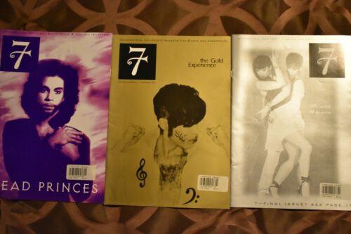 PRINCE 7 MAGAZINES