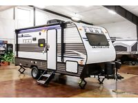 New 2022 Palomino Puma Ultra Lite 16BHX Small Bunkhouse Travel Trailer for Sale