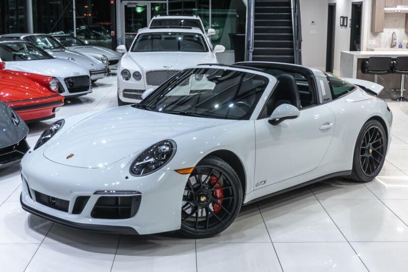 Image 3 Coche Americano usado Porsche 911 Targa 4 GTS 2018
