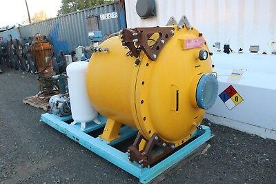 March Metalfab Pressure Vacuum Exposure Chamber 4ft By 4ft