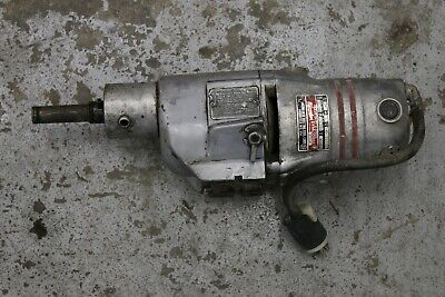 Milwaukee 4030 2 Speed Diamond Coring Drill Motor 3750750 Rpm 115v 15 Amp Used