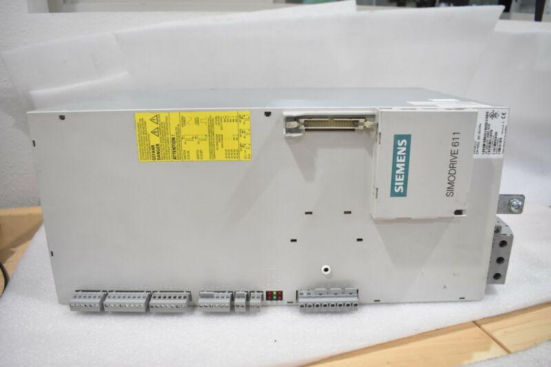 SIEMENS SIMODRIVE 611 6SN1145-1BA012-0CA2 LINE REACTOR INFEED MODULE