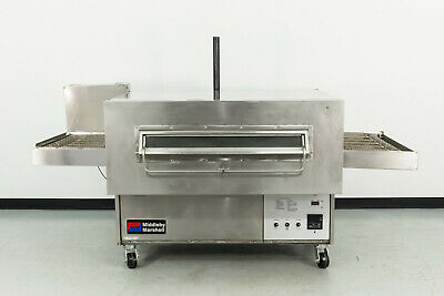 Reconditioned Middleby Marshall Ps360 32 Single Deck Gas Conveyor Pizza Oven