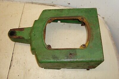 1954 John Deere 70 Gas Tractor Dash Support Bracket