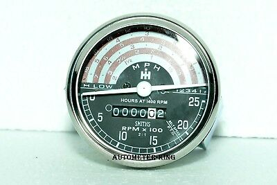 Tachometer for IH International B250, B275, B414, 276, 354, 434, 444 for sale  New York