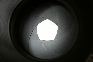See How To Inspect Canon EOS EF Lens Aperture Blades!