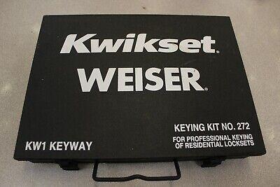 Kwikset 272 5 And 6 Pin Re-keying Kit