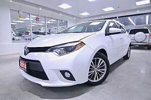 2014 Toyota Corolla LE UPGRADE, ONE OWNER, NON SMOKER