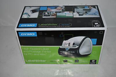 Dymo High Speed Label Postage Printer Labelwriter 450 Turbo Bq89
