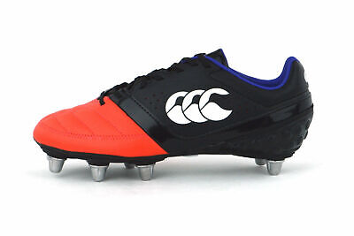 Canterbury Phoenix Club 8 Stud - Mens Rugby Boots  *Cheap*  Brand New Size US 10