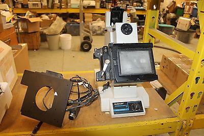 Buehler Versamet 3 Inverted Microscope Metallograph