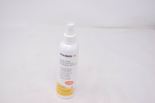 Medela Quick Clean Breast Pump and Accessory Sanitizer 8Oz