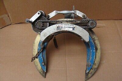 Hm 8 Pipe Beveling Saddle Machinedearmanbeveler Cutting Fitting Mathey