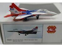 Russian Air Force Strizhi MiG-29 Стрижи МиГ-29 Herpa Wings 1:200-552233-001