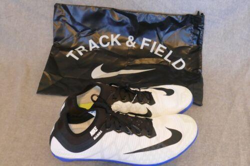 NEW Nike MAMBA 3 Long Distance Running Shoes White 706617 100  size 12