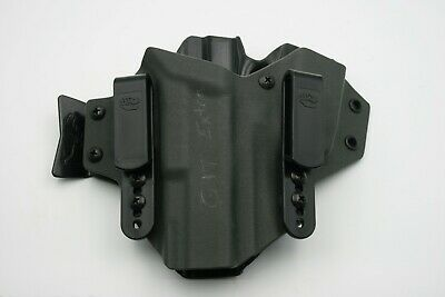 T.Rex Arms Glock 17/22/31 Sidecar (2nd) Appendix Rig Kydex Holster