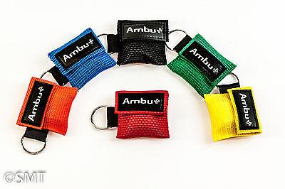 4x Ambu LifeKey  Beatmungsmaske Beatmungstuch Beatmungshilfe