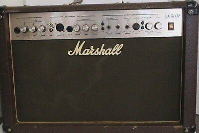 Marshall AS50R Acoustic Guitar Amp Amplifier 50 watt (Local Pick Up )