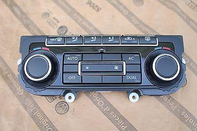 VW Climatronic Klima Golf 6 Passat 3C CC Eos Touran Caddy Jetta 5K0907044 gebraucht kaufen  Versand nach Germany