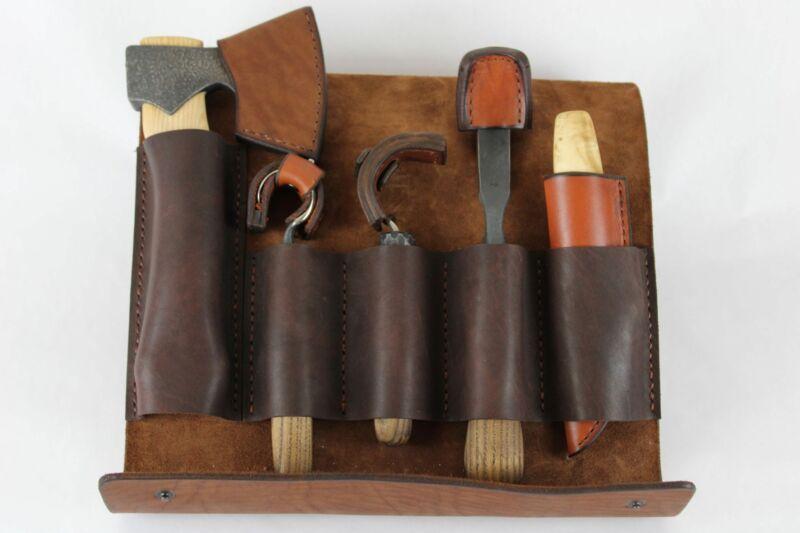 Fadir Tools Kuksa, Spoon, Bowl Carving Set