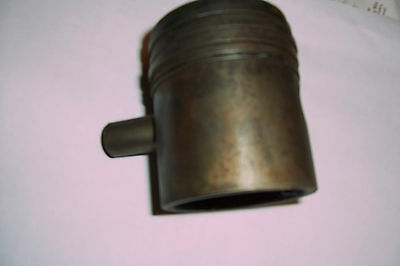 Fairbanks Morse Zd 1 1 2 H.p. Piston Z D Hit Miss Flywheel Old Engine Original