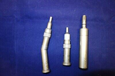 Tps Core 5400-15 Micro Drill With 5100-15-250 5100-15-252 Attachments