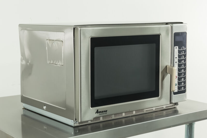 ACP, RFS12TS, Microwave Ovens  (Scratch & Dent)