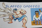 SlappedChopped NES Shop-Video Games