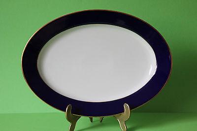 d Boch Royal Blue Servierplatte Platte  32,5 x 23,5 cm (Royal Blue Platten)