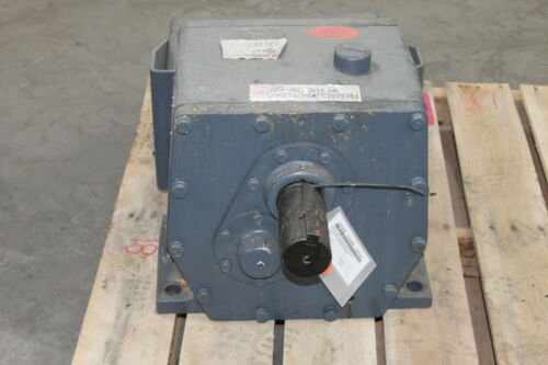 Falk 1050FZ4A Enclosed Gear Drive Gearbox Reducer 238.5:1 1750 RPM Reman