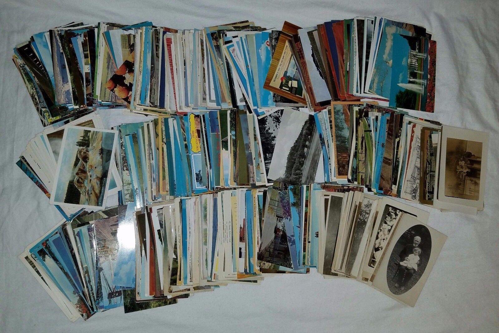 Люди коллекционирующие открытки