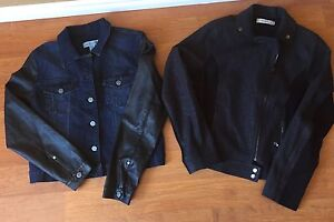 2 New Black Jackets
