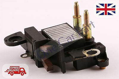 12V REGULATOR TO FIT FIAT DENSO MARELLI LUCAS ALTERNATOR 138789 NEW