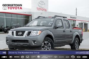 2018 Nissan Frontier PRO-4X|NAVIGATION|BACKUP CAM|SUNROOF|LEATHE