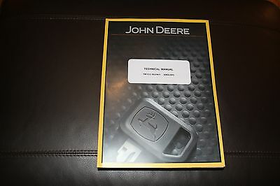 John Deere 410d 510d Backhoe Loader Service Operation Test Manual Tm1512