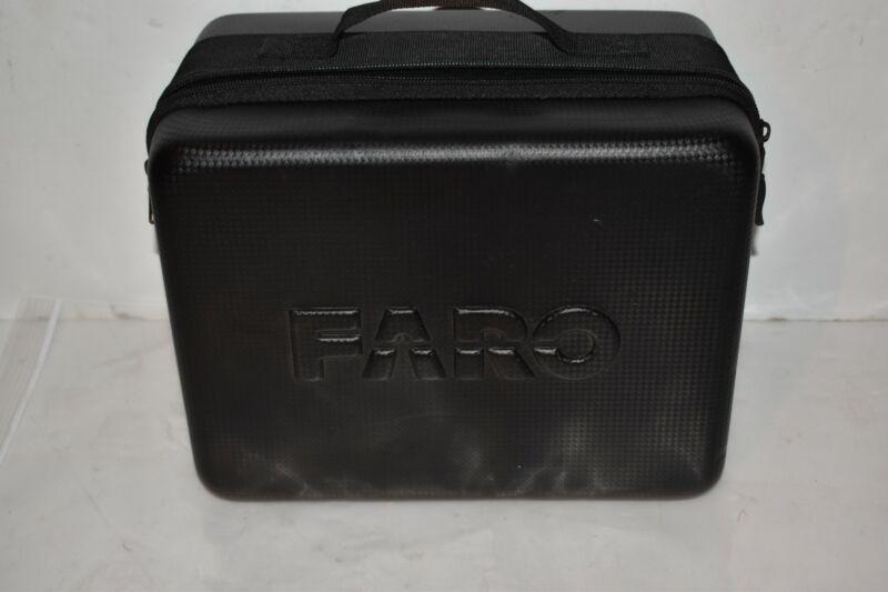"^^ FARO EQUIPMENT PADDED CASE- 11"" X 9"" X 7""   (JG34)"