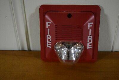 Amseco Select-a-hornstrobe Fire Alarm