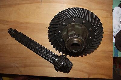 John Deere 440c 5 Speed Ring Pinion Gear Hub T11388t - Used - At11174t
