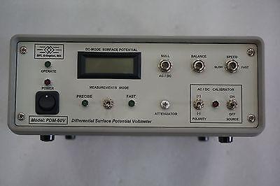 Bpi Arlingtonma Differential Surface Potential Voltmeter Pdm-60v Free Ship