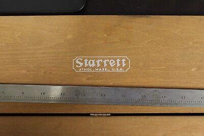 Starrett No. 122 25 Vernier Caliper