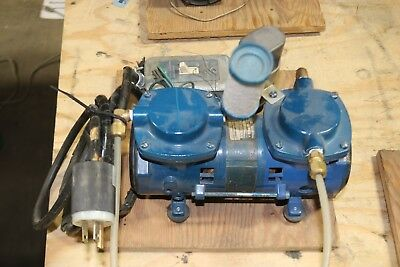 Thomas Compressorvacuum Pump Model 2107ce20