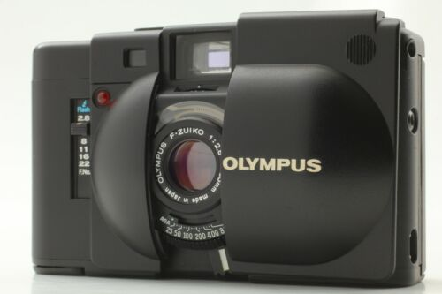 **EXC+5** Olympus XA 35mm Rangefinder Film Camera 35mm f/2.8 from Japan by Fedex
