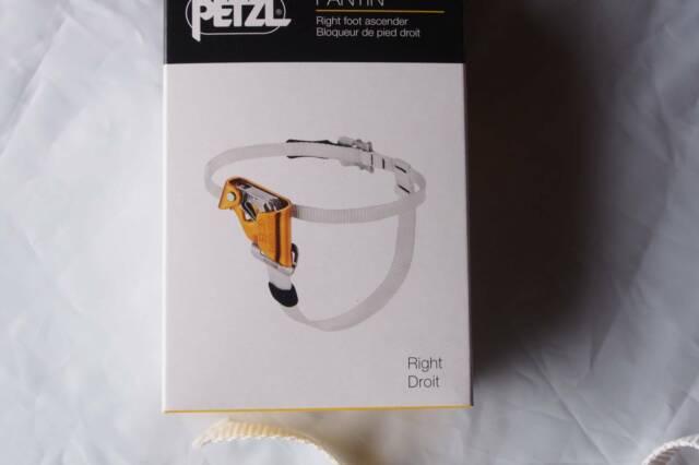 Petzl Pantin Foot Ascender Rock Climbing Gumtree Australia Burnie Area Romaine 1257735878