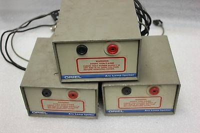 Oriel Arc Lamp Ignitor Model 68705  Ts8