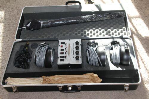 Portable Photo Studio Lighting Set Novatron 440VR /2100C